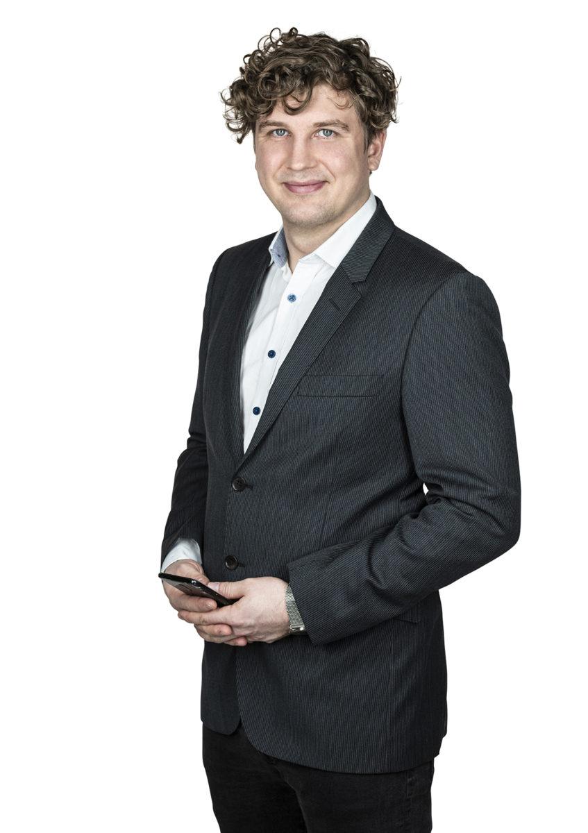 Lasse Lindholm pieni